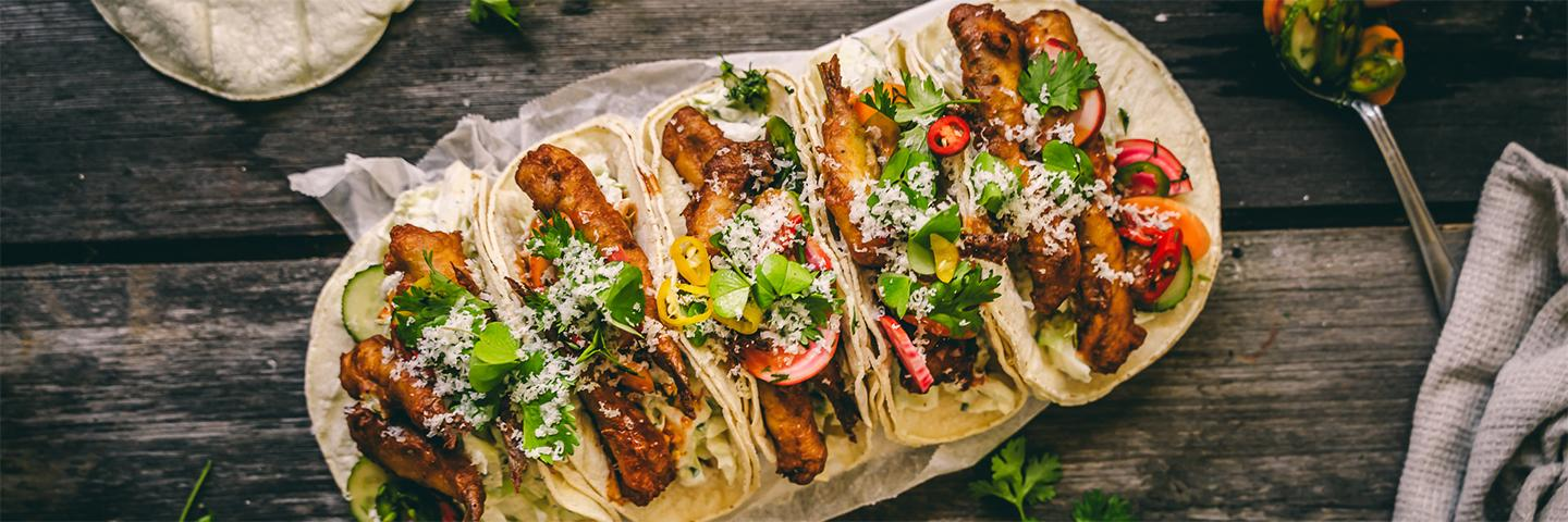 Picture of the tacos